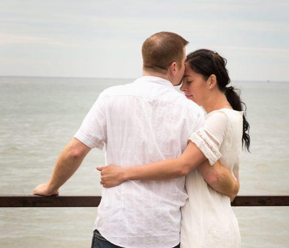 Allison and Cory