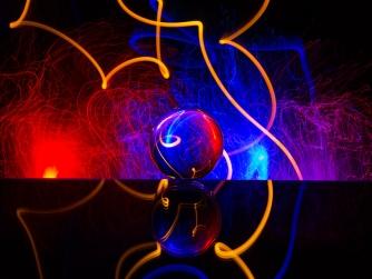 Crystal Ball Explosion