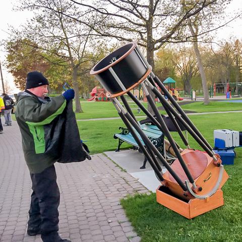 Durham Region Astronomical Association