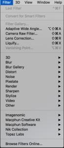 Adobe Filters