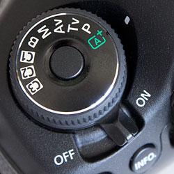 Canon 5DIII Shooting Modes