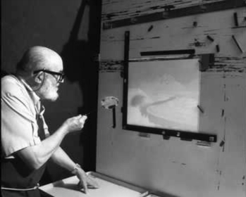Ansel Adams Darkroom