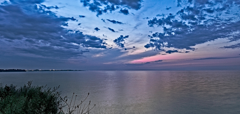 Lynde Shores at Dawn