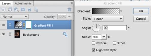 Gradient Fill Layer