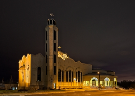 St Mary St Abraam Coptic Church
