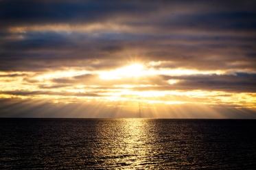 Lynde Shores at Sunrise