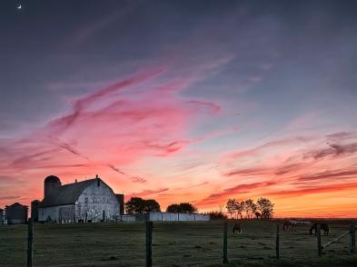 Clarington Sunset