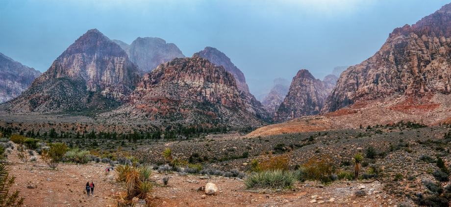 Into the Mystic at Red Rock Canyon