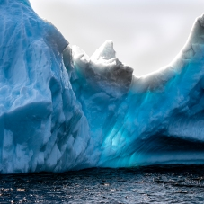 "Twillingate Iceberg ""Blue Light"""