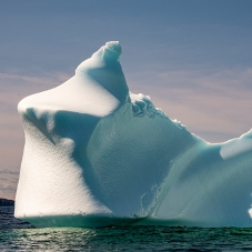"Twillingate Iceberg ""Ice Cream Cone"""