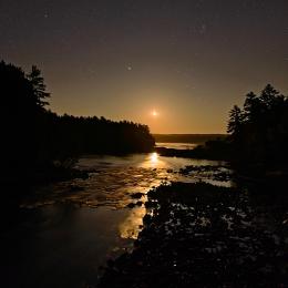 Madawaska Moonlight