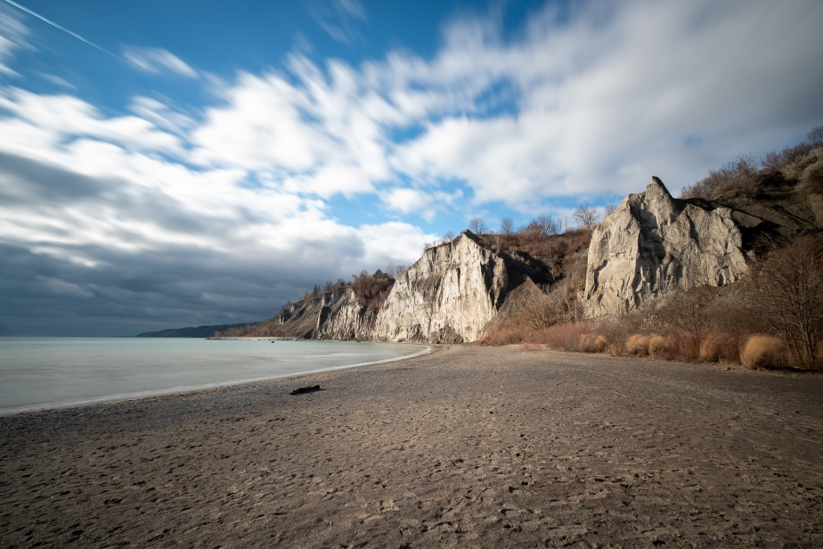 Scarborough Bluffs Initial