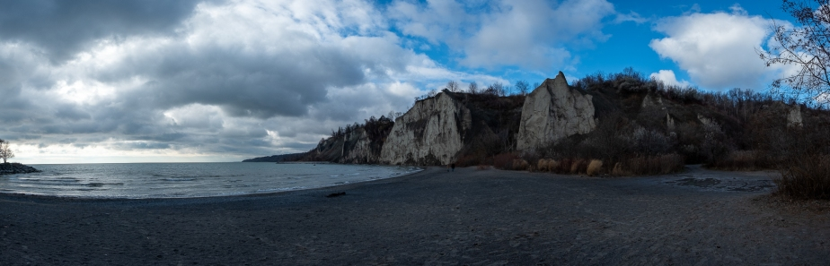 Scarborough Bluffs Pano