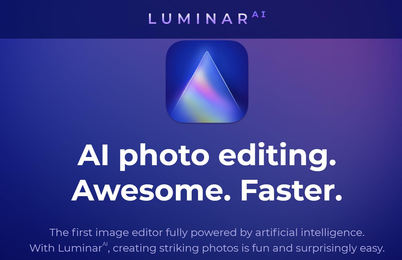 Luminar AI